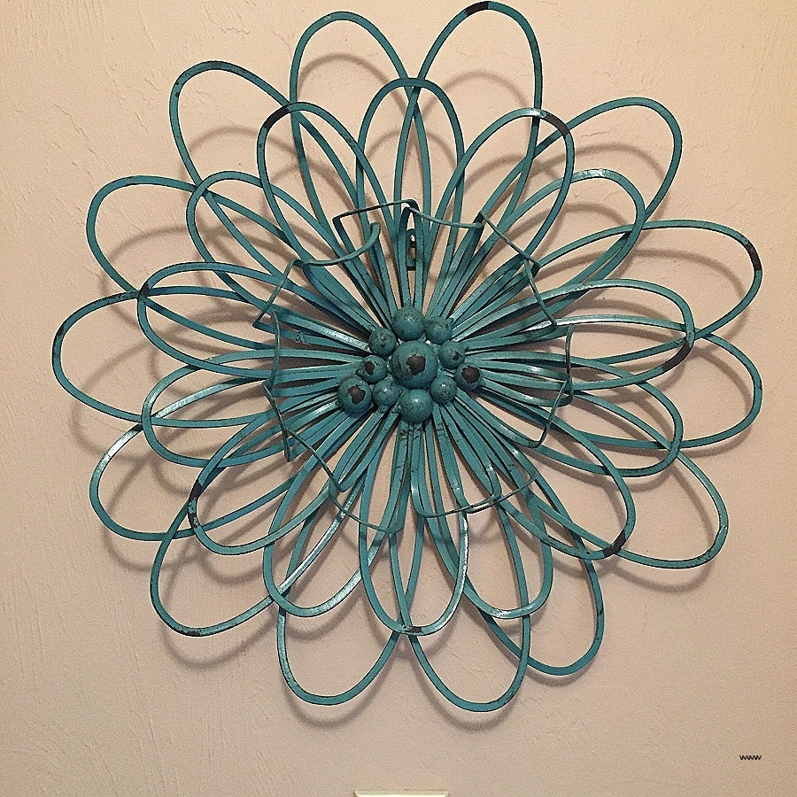 Most Recently Released Metal And Glass Wall Art Beautiful Great Turquoise Metal Wall Art Within Viz Glass Wall Art (View 8 of 15)
