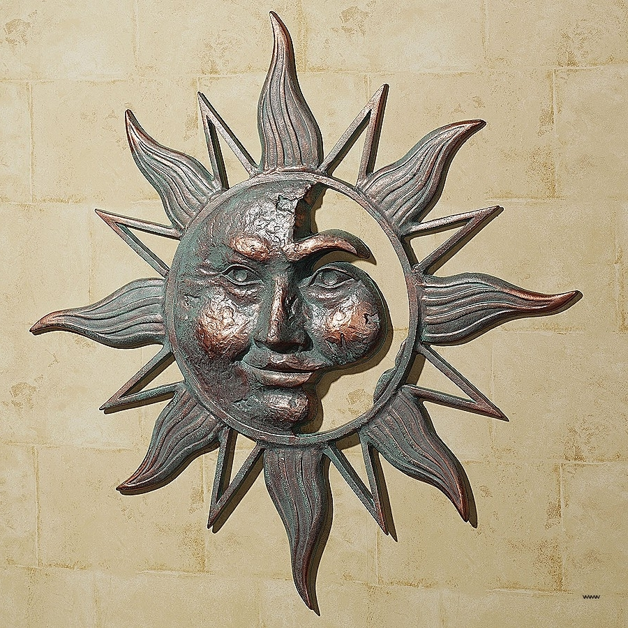 Most Recently Released Metal Animal Heads Wall Art Regarding Metal Animal Heads Wall Art Luxury Inspirational Metal Sun Wall (View 10 of 15)