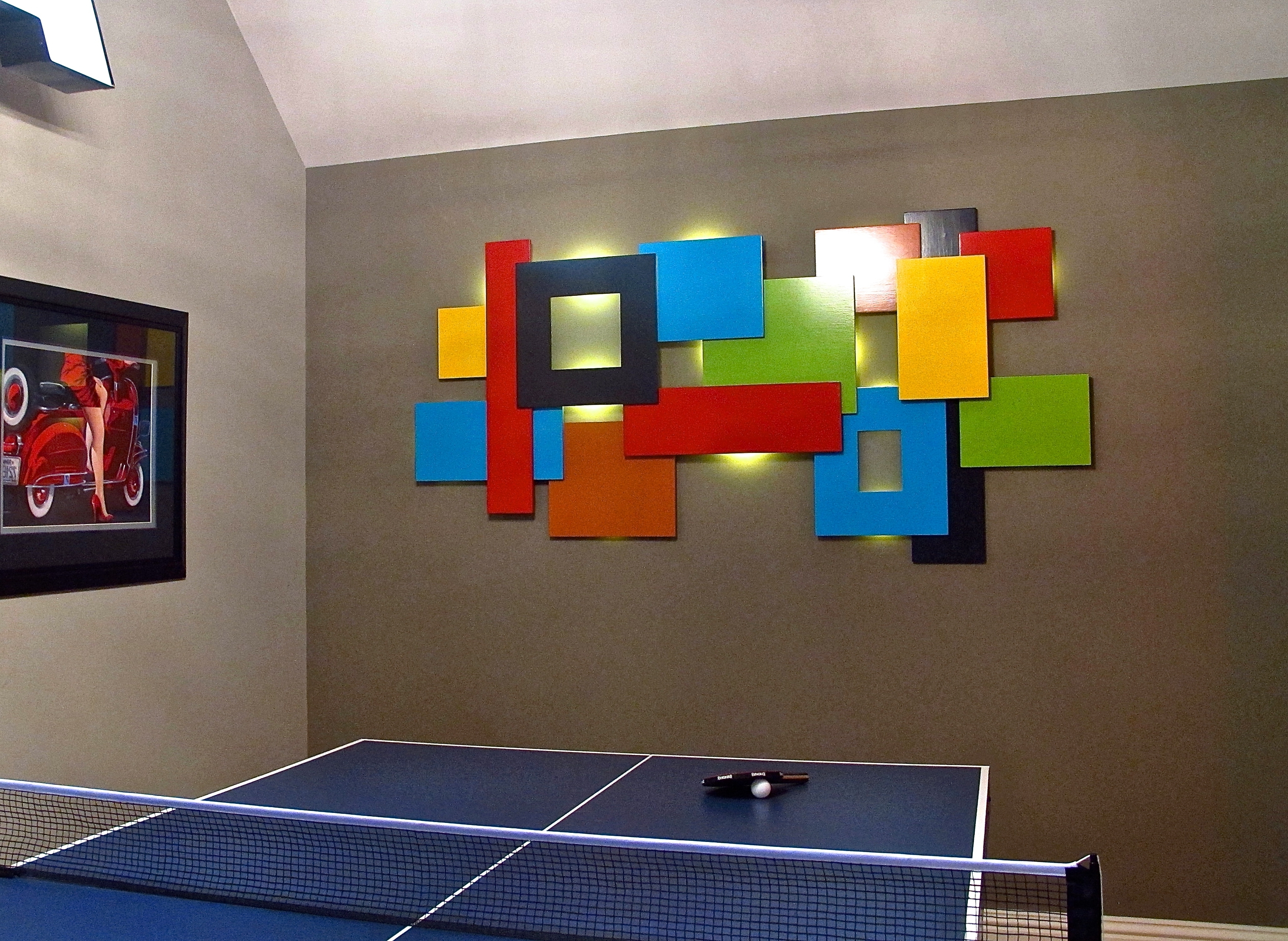 Featured Photo of Unique 3D Wall Art