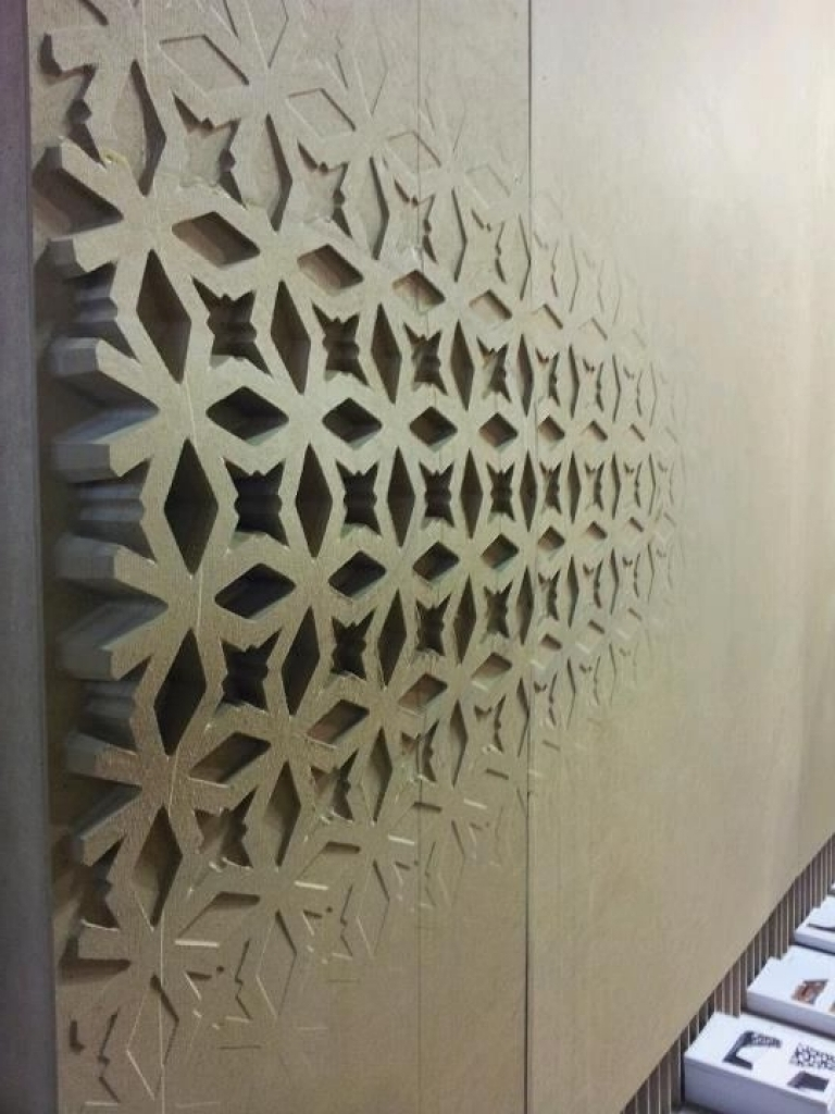 Most Up To Date 3d Printed Wall Art Regarding 3d Printed Wall Art Pinterest The World39s Catalog Of Ideas Decor (View 13 of 15)