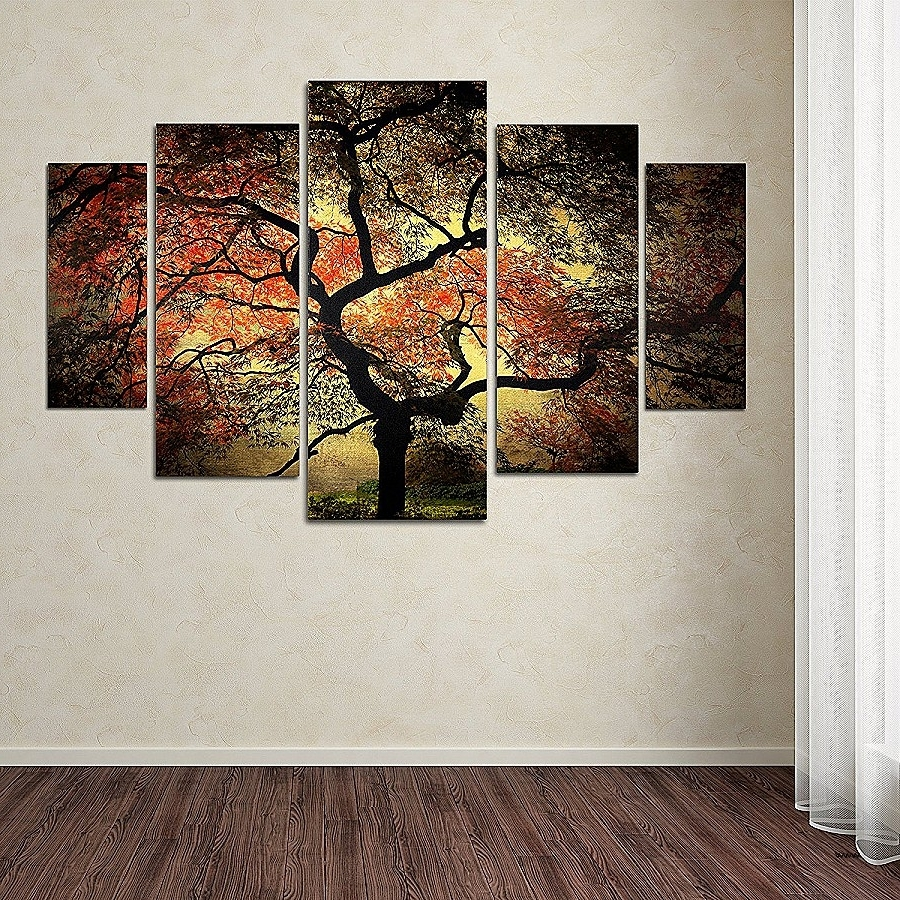 Most Up To Date 7 Piece Canvas Wall Art Best Of Wall Art Stunning Canvas Art Sets Throughout 7 Piece Canvas Wall Art (View 2 of 15)