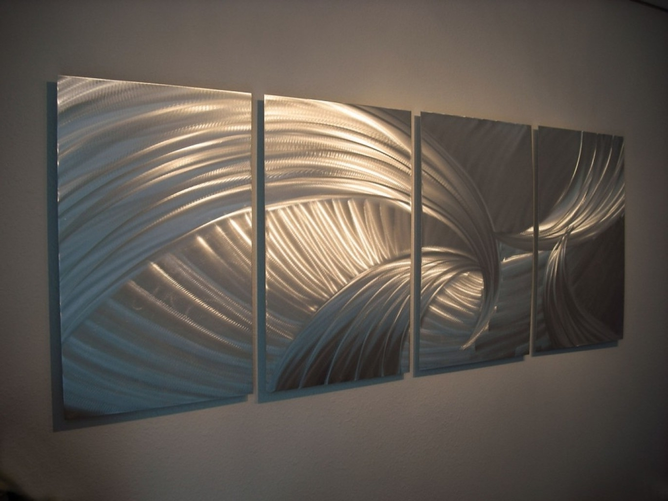 Most Up To Date Abstract Metal Wall Art Regarding Abstract Garden Wall Art (View 14 of 15)