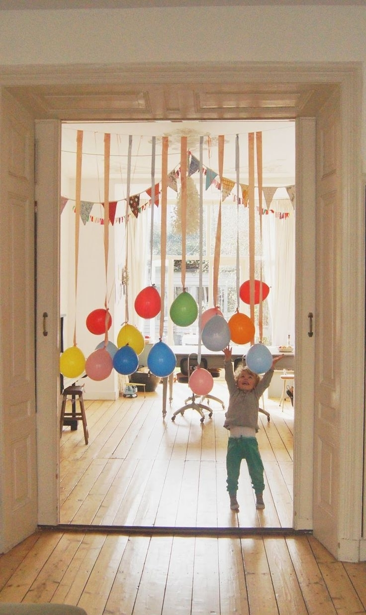 Most Up To Date Best 25+ Kids Birthday Decorations Ideas On Pinterest (View 12 of 15)