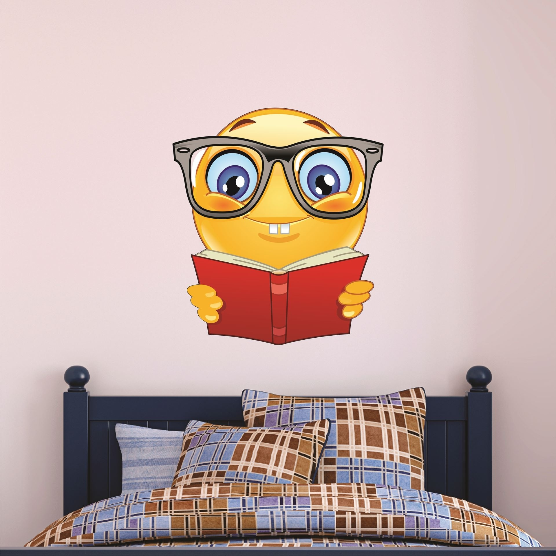 Most Up To Date Custom 10+ Emoji Wall Art Inspiration Of Emoji Wall Art (View 8 of 15)