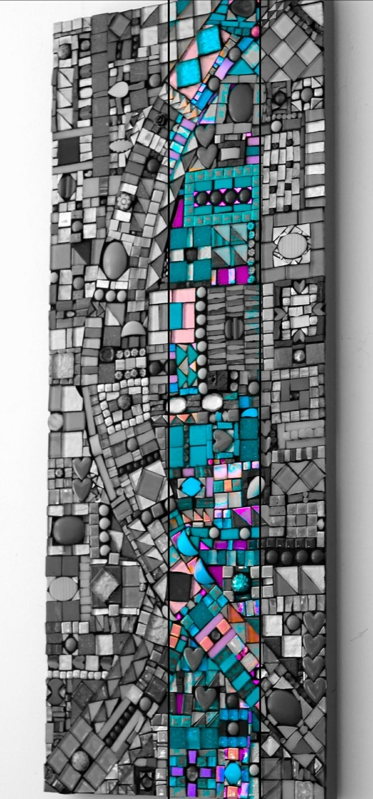 Most Up To Date Diy Mosaic Wall Art Throughout 1052 Best Mosaic Abstract Images On Pinterest (View 10 of 15)
