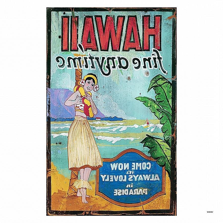Most Up To Date Hawaiian Islands Wall Art Intended For Hawaiian Metal Wall Art Lovely Wall Ideas Hawaii Wall Art Design (View 9 of 15)