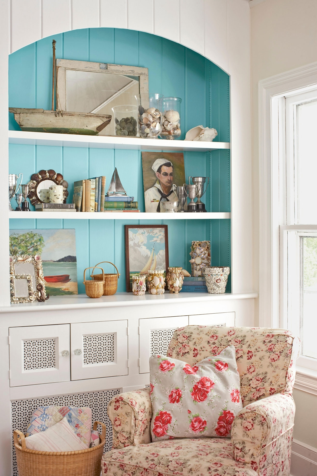 Most Up To Date Interior : Nautical Wall Decor Living Room For Large Walls Within Beach Cottage Wall Decors (View 9 of 15)