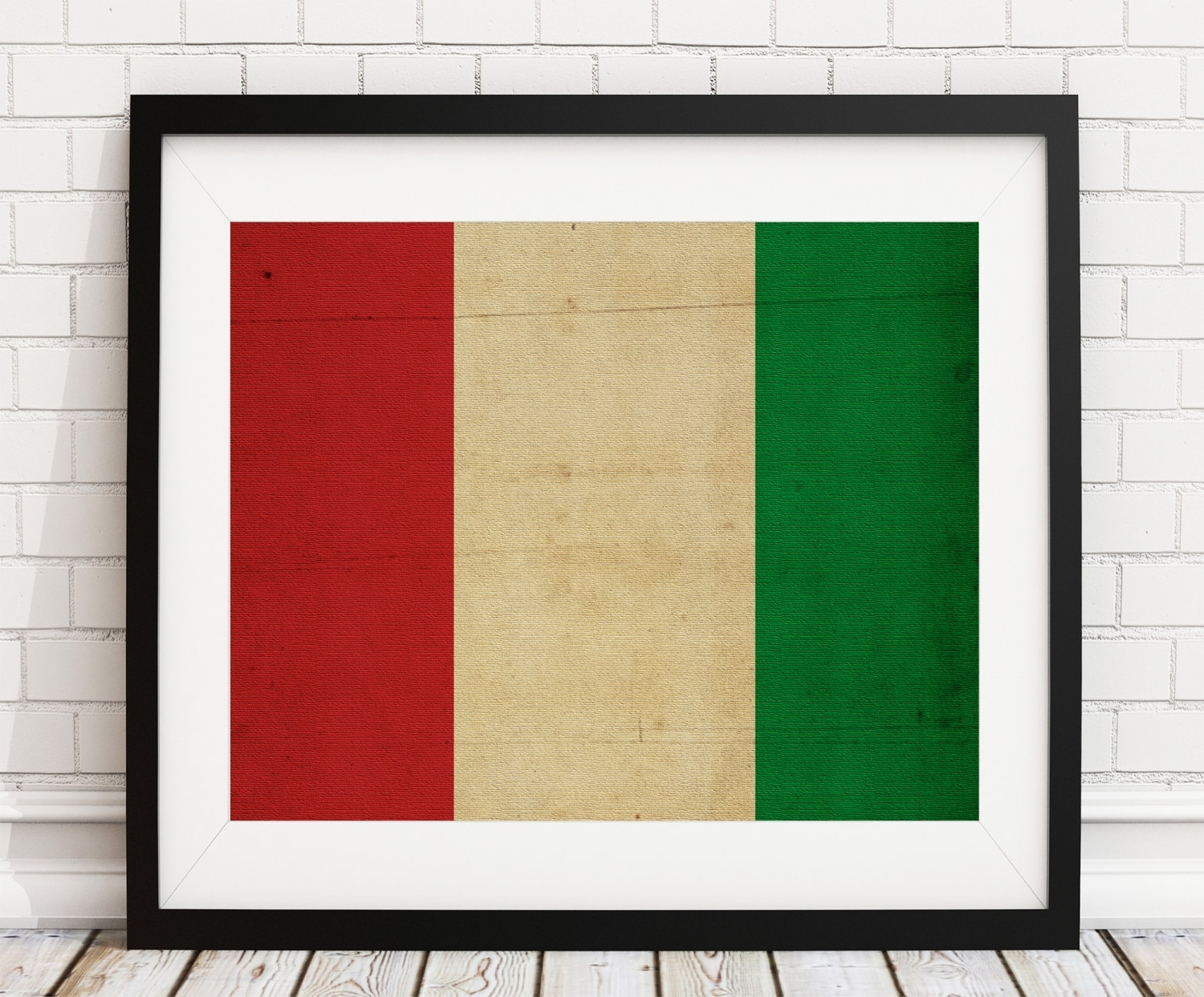 Featured Photo of Italian Flag Wall Art