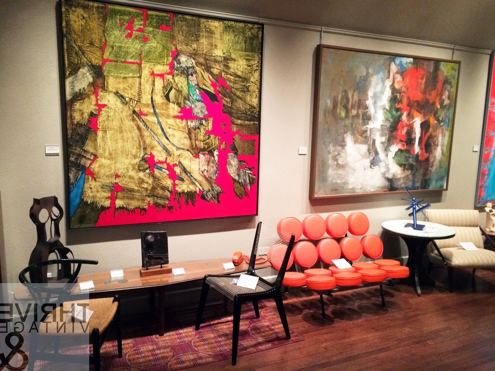 15 Best Collection of Kirkland Abstract Wall Art