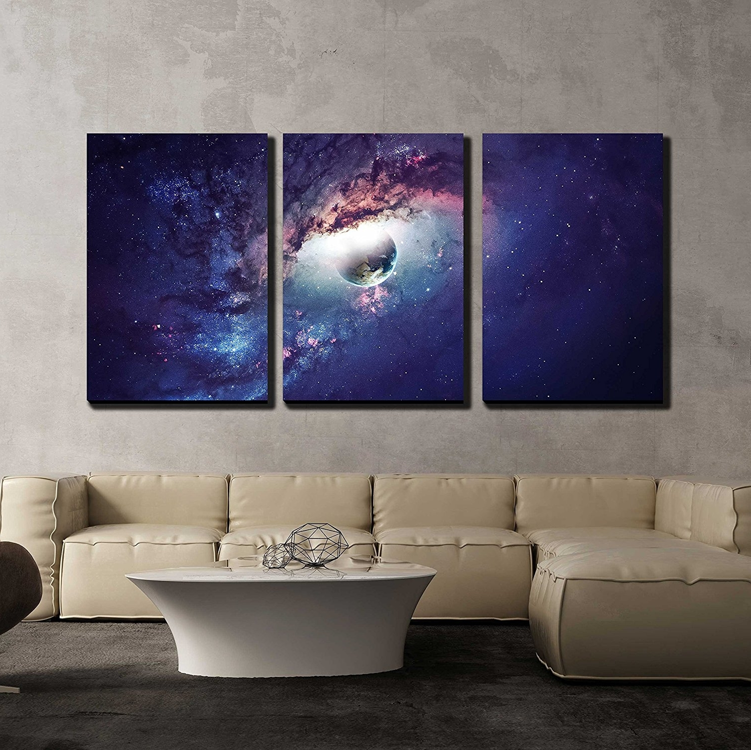Most Up To Date Outer Space Wall Art Within Wall26 – Art Prints – Framed Art – Canvas Prints – Greeting (View 3 of 15)