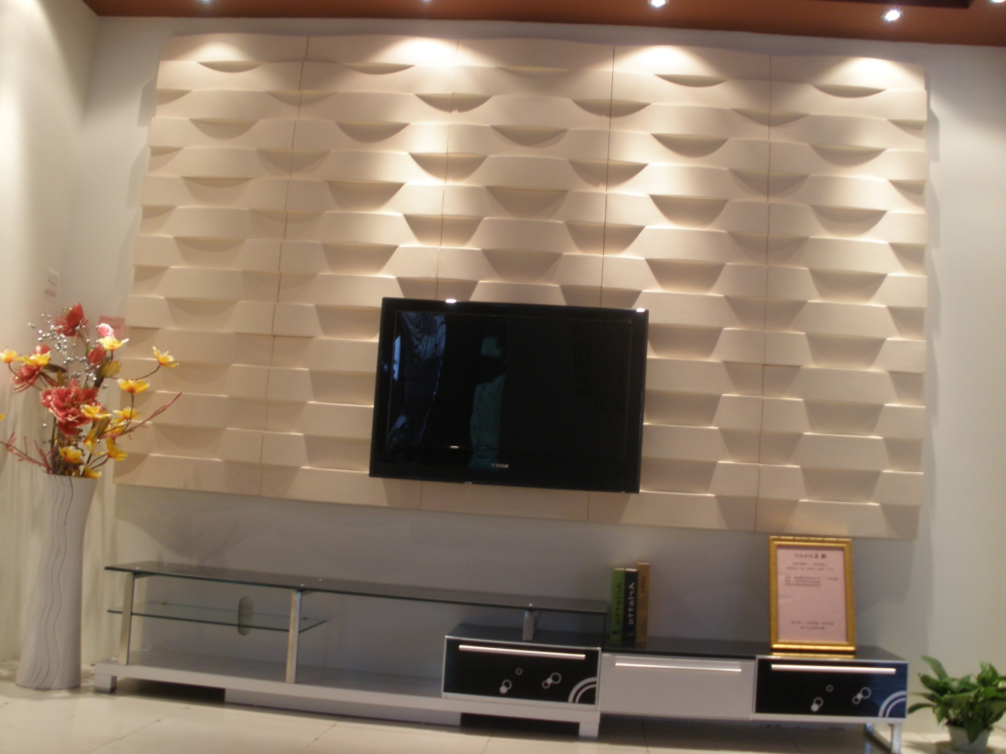 Most Up To Date Wall Coverings Home Decor Decoration Tiles Panels Boards Wood Inside 3d Wall Covering Panels (View 11 of 15)