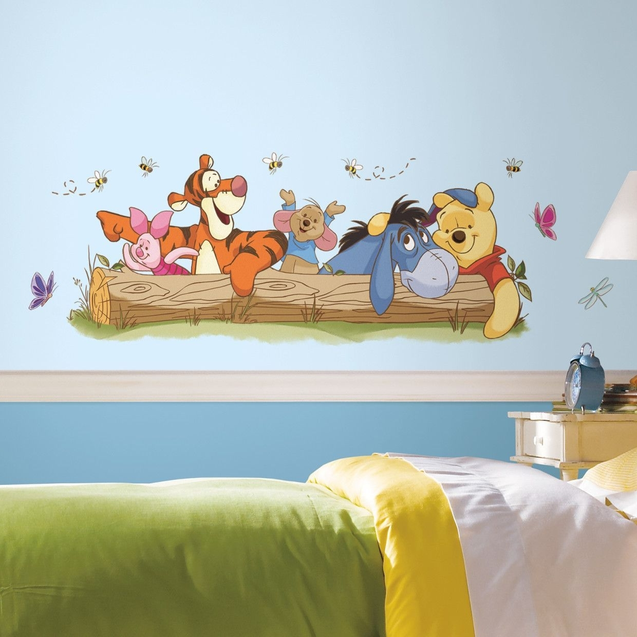 Featured Photo of Winnie The Pooh Wall Decor