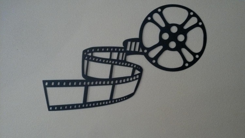 Movie Reel Metal Wall Art — Novalinea Bagni Interior : Movie Reels Regarding Well Known Movie Reel Wall Art (View 7 of 15)