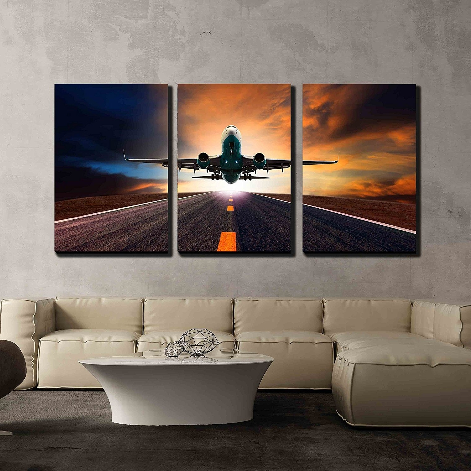 Multi Piece Canvas Wall Art Inside Widely Used Wall26 – Art Prints – Framed Art – Canvas Prints – Greeting (View 7 of 15)