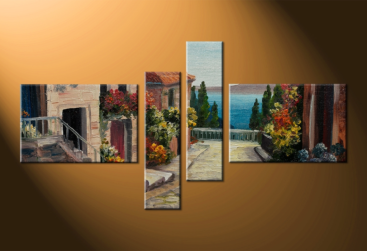 Multiple Panel Wall Art Within 2018 Wall Art (View 15 of 15)