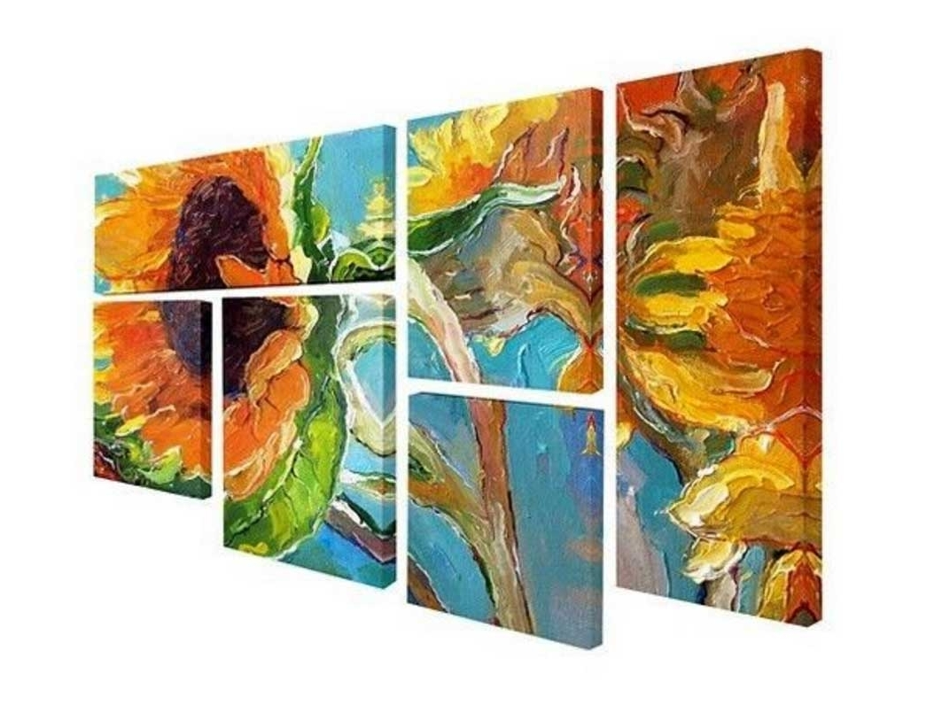 Multiple Piece Wall Art Within Current Multiple 5 Piece Wall Art Decoration Ideas (View 10 of 15)