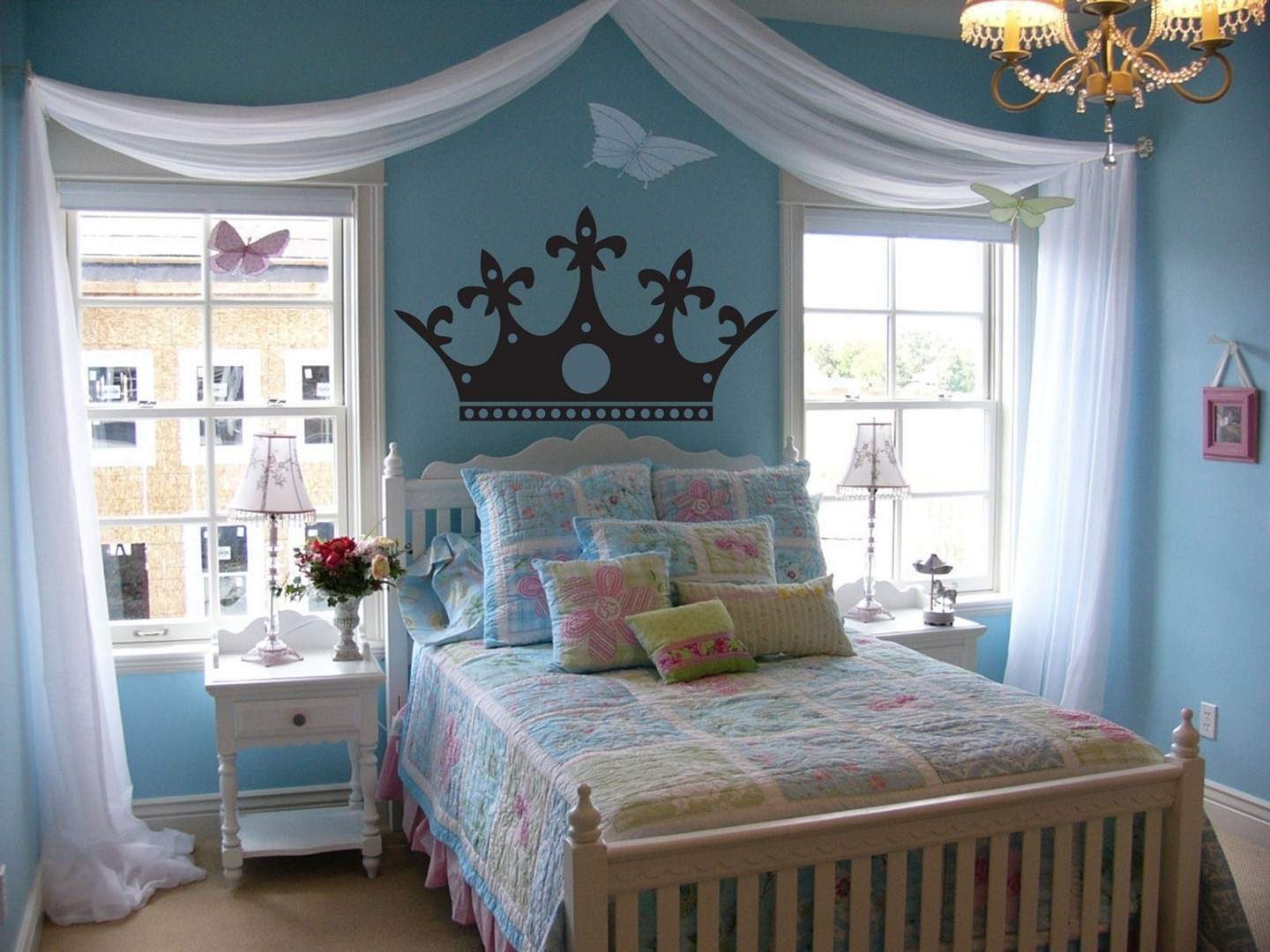 Newest 3D Princess Crown Wall Art Decor In 3D Princess Crown Wall Art Decor – Homestylediary (View 13 of 15)