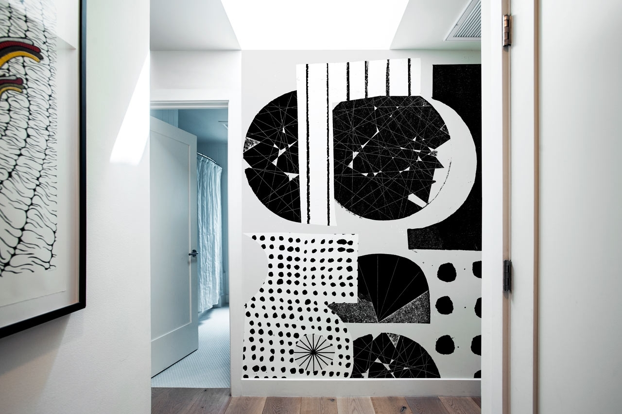 Newest Blik Launches Oversized Graphic Wall Panels – Design Milk Regarding Blik Wall Art (Gallery 2 of 15)
