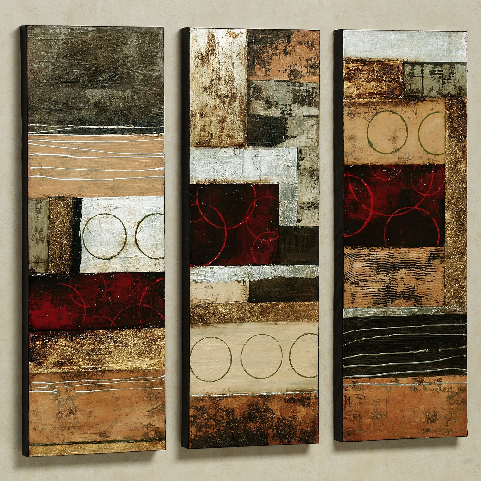 Newest Brown Framed Wall Art Regarding Wall Art: Amazing Canvas Art Set 3 Piece Wall Art Amazon, Matching (View 11 of 15)