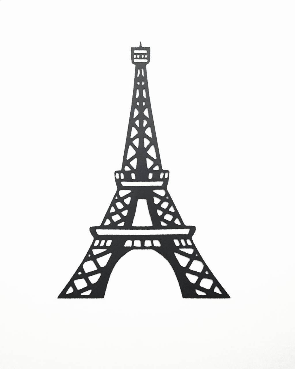 Newest Eiffel Tower Metal Wall Art Pertaining To Eiffel Tower Metal Wall Art/paris Decor/eiffel Tower Decor/paris (View 5 of 15)