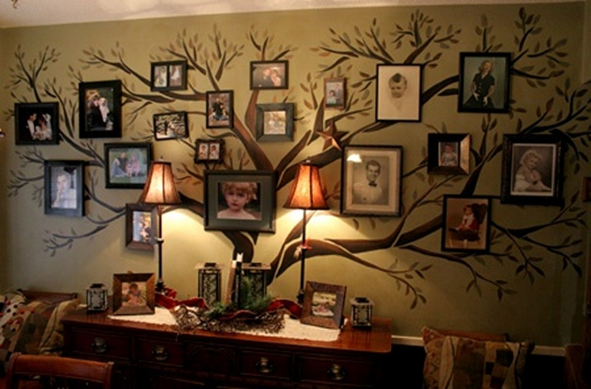 Newest Family Tree Wall Art Ideas (View 9 of 15)