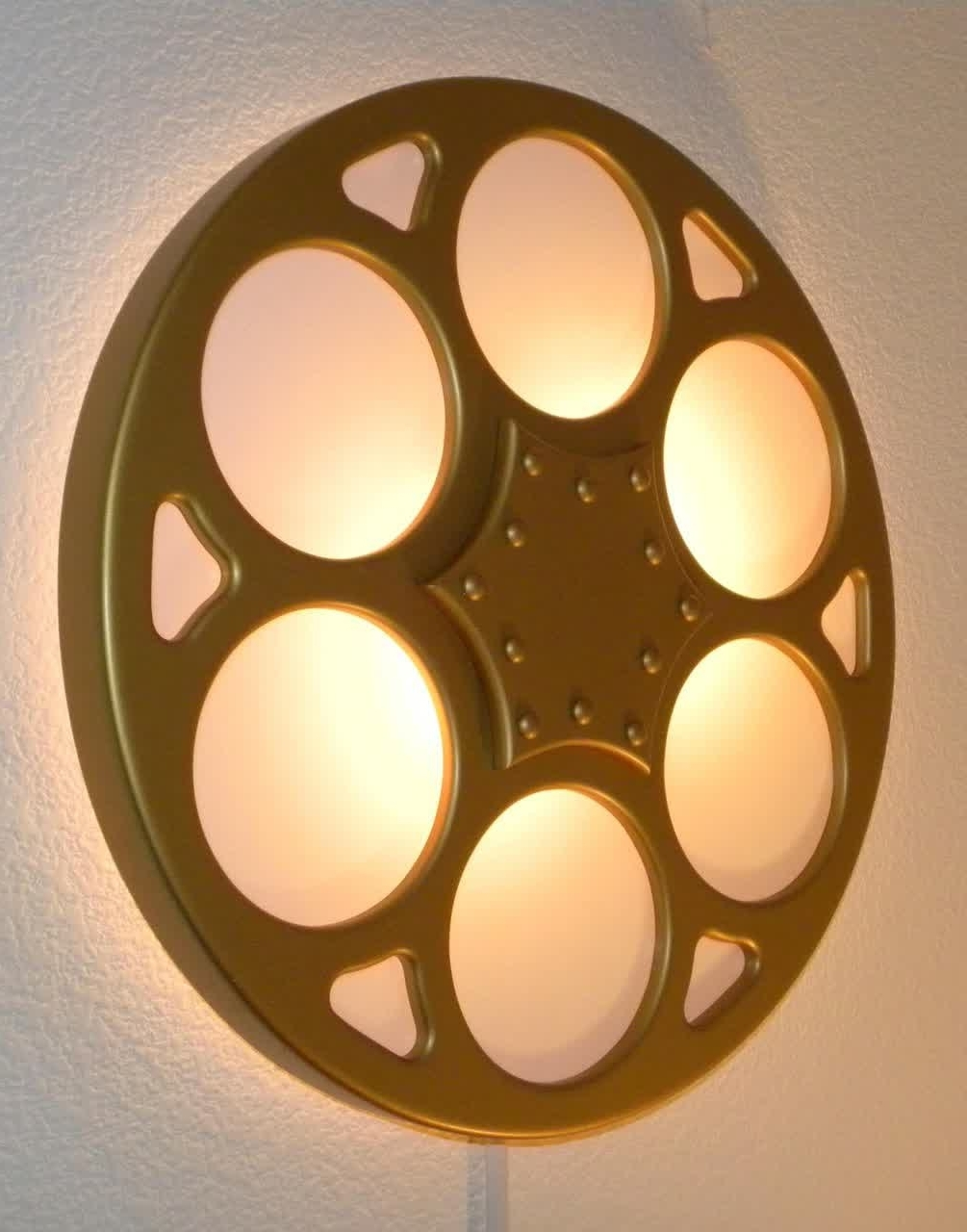 Newest Film Reel Wall Art Intended For Film Reel Wall Decor Ideas • Walls Decor (View 8 of 15)