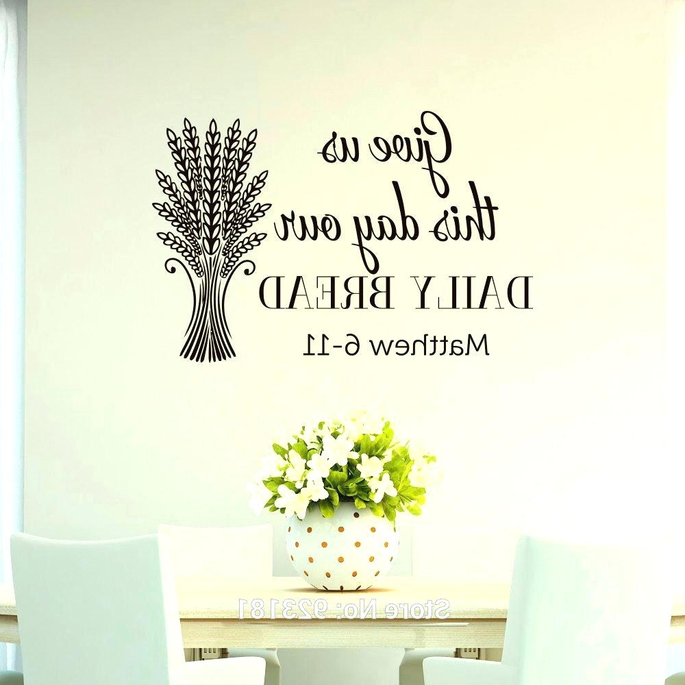 Newest Wall Arts ~ Bible Verse Wall Art For Nursery Christian Wall Art Regarding Biblical Wall Art (Gallery 15 of 15)