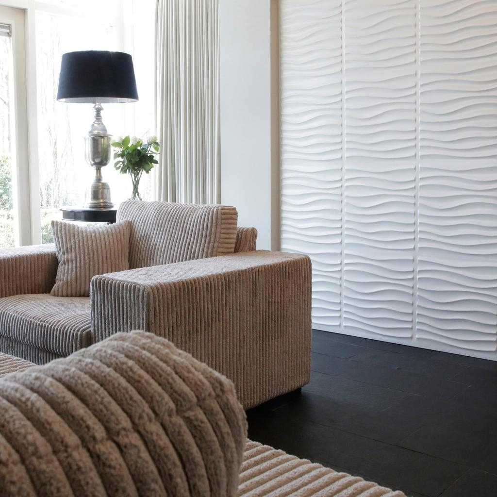 Newest Wood Paneling – Mdf Wood Paneling – Niki Design For 3d Wall Panels Wall Art (View 15 of 15)