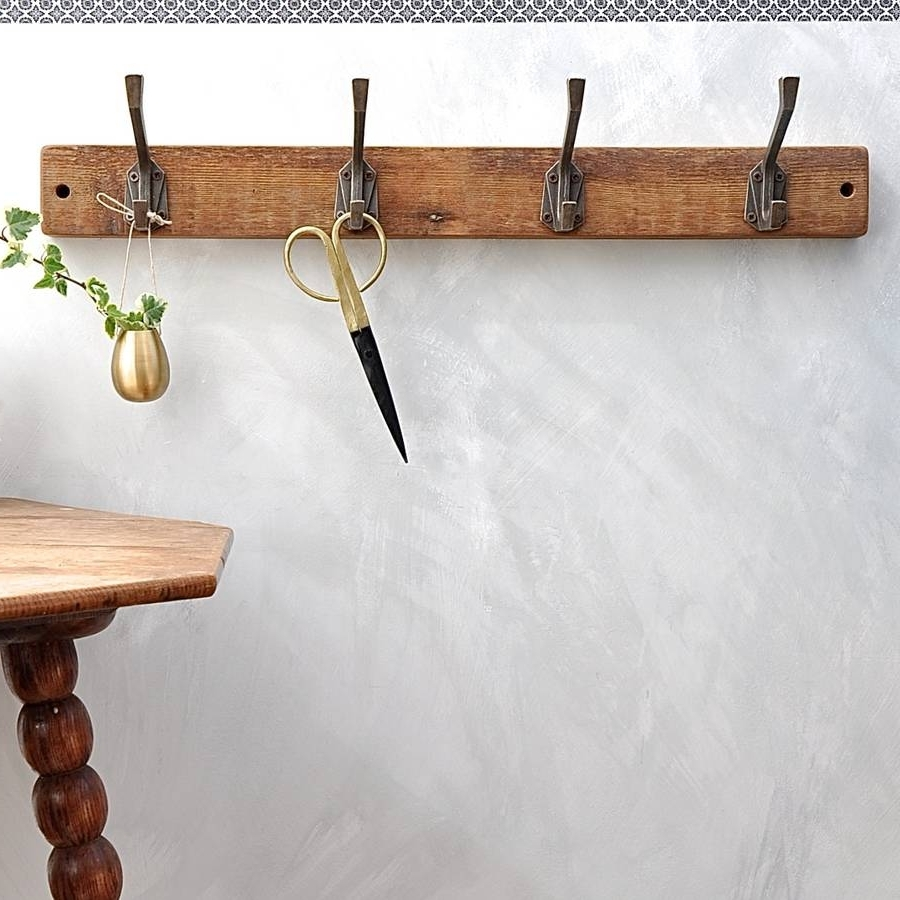 Featured Photo of Wall Art Coat Hooks
