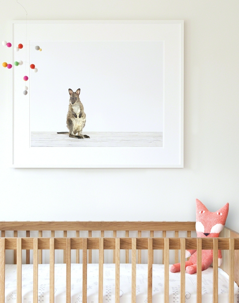 Nursery Framed Wall Art Throughout Best And Newest Wall Arts ~ The Animal Print Shopsharon Montrose Nursery (View 9 of 15)