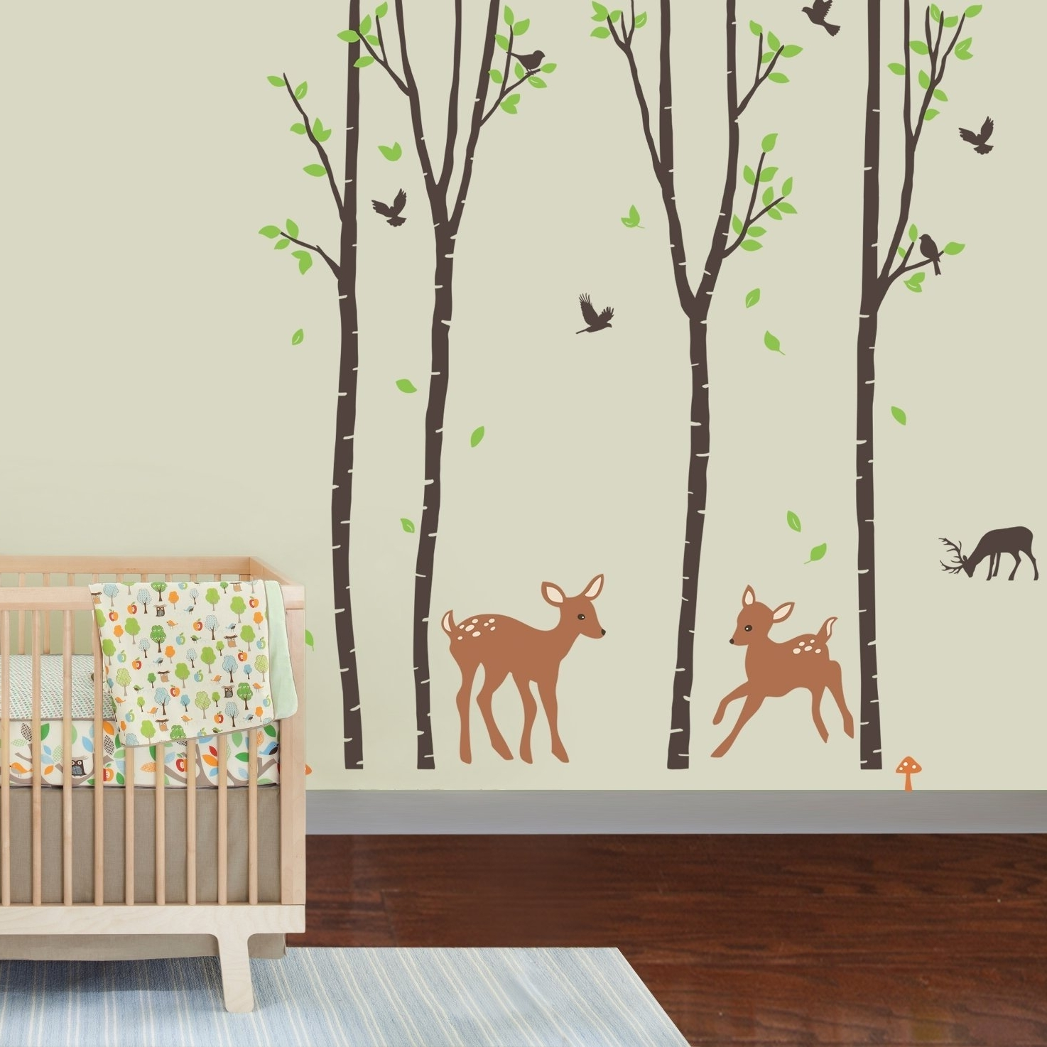 Nursery Wall Décor (View 15 of 15)