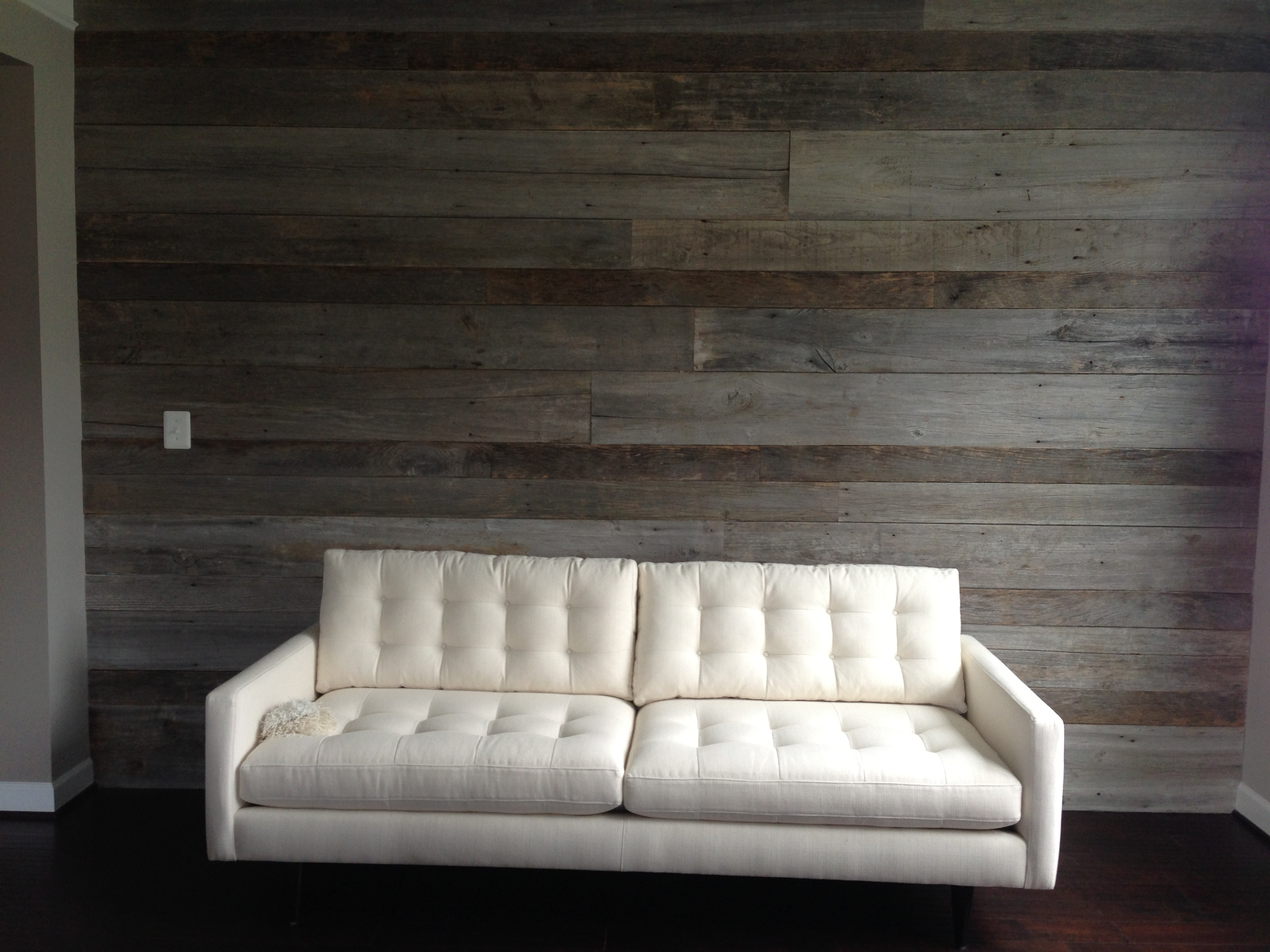 Of Reclaimed Wood Wall Art Rukle After Image Decor Paneling Throughout Most Current Dark Wood Wall Art (View 13 of 15)