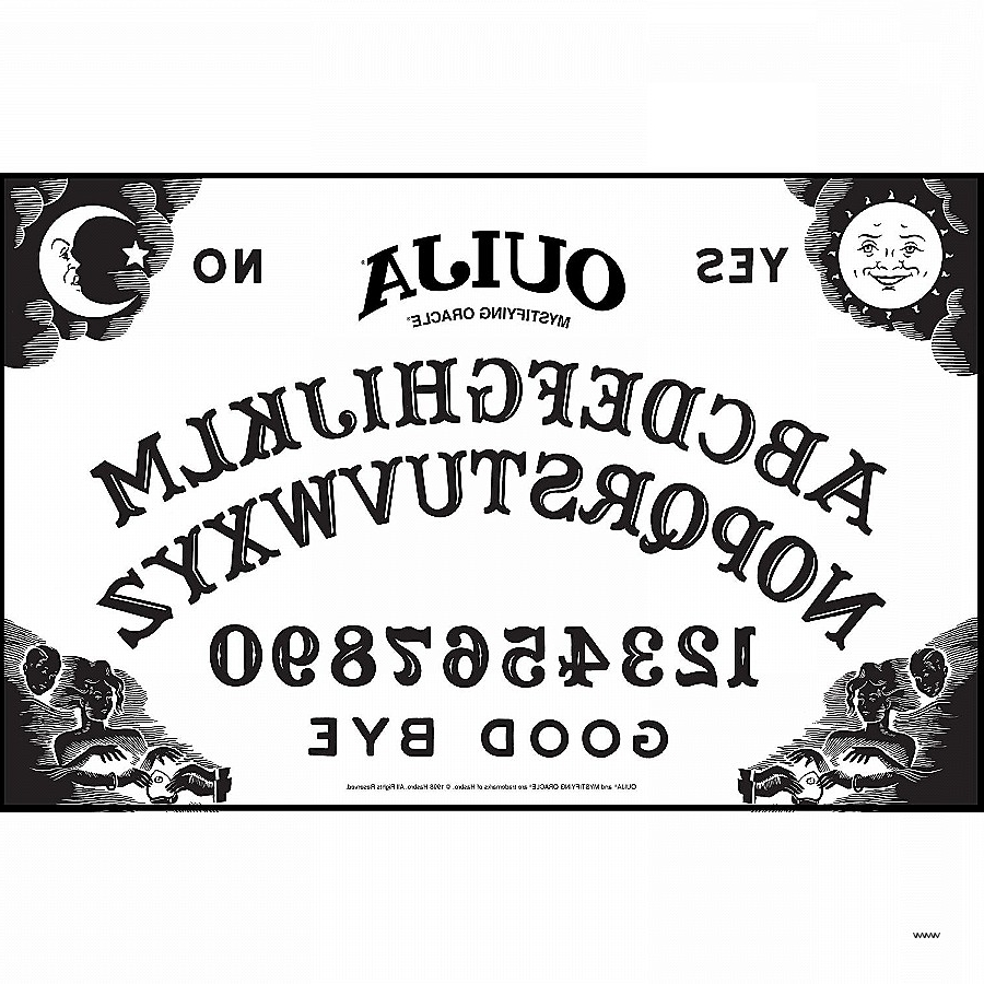Ouija Board Wall Art Intended For 2017 Wall Art Beautiful Ouija Board Wall Art Hi Res Wallpaper Pictures (Gallery 4 of 15)