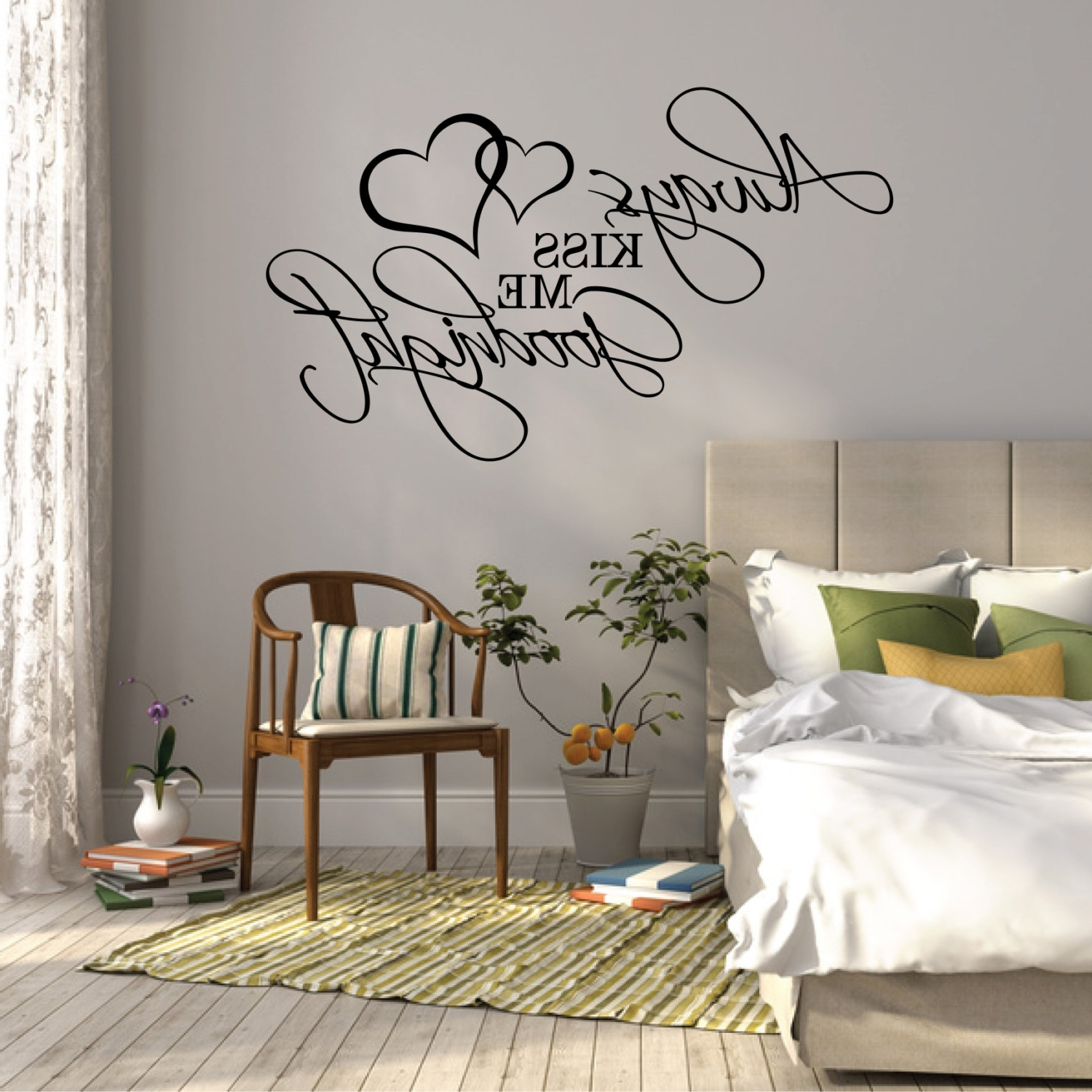 Over Bed Wall Decor (Gallery 14 of 15)