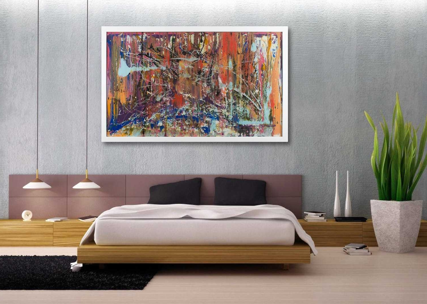 Featured Photo of Oversized Modern Wall Art