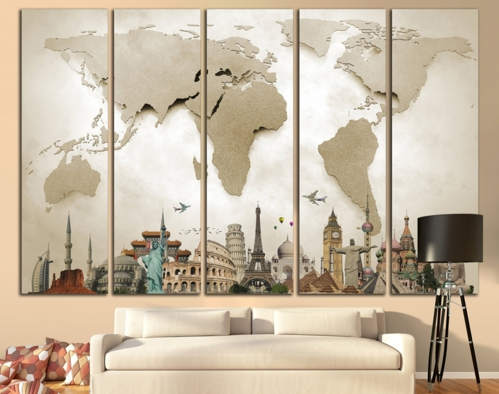 Oversized Wall Art Ideas – Dronemploy #0e56d0ef646c Regarding Widely Used Oversized Canvas Wall Art (View 15 of 15)