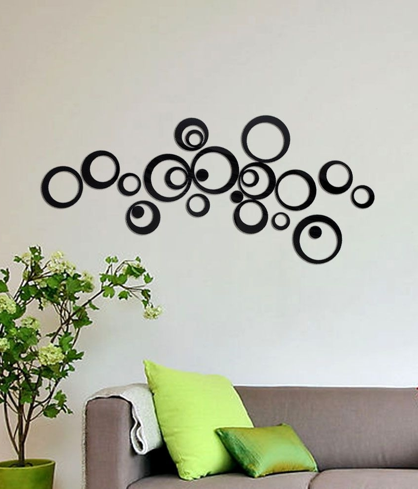 Paints : 3D Wall Stickers Flipkart With Avengers 3D Wall Stickers Throughout Most Popular 3D Circle Wall Art (View 12 of 15)
