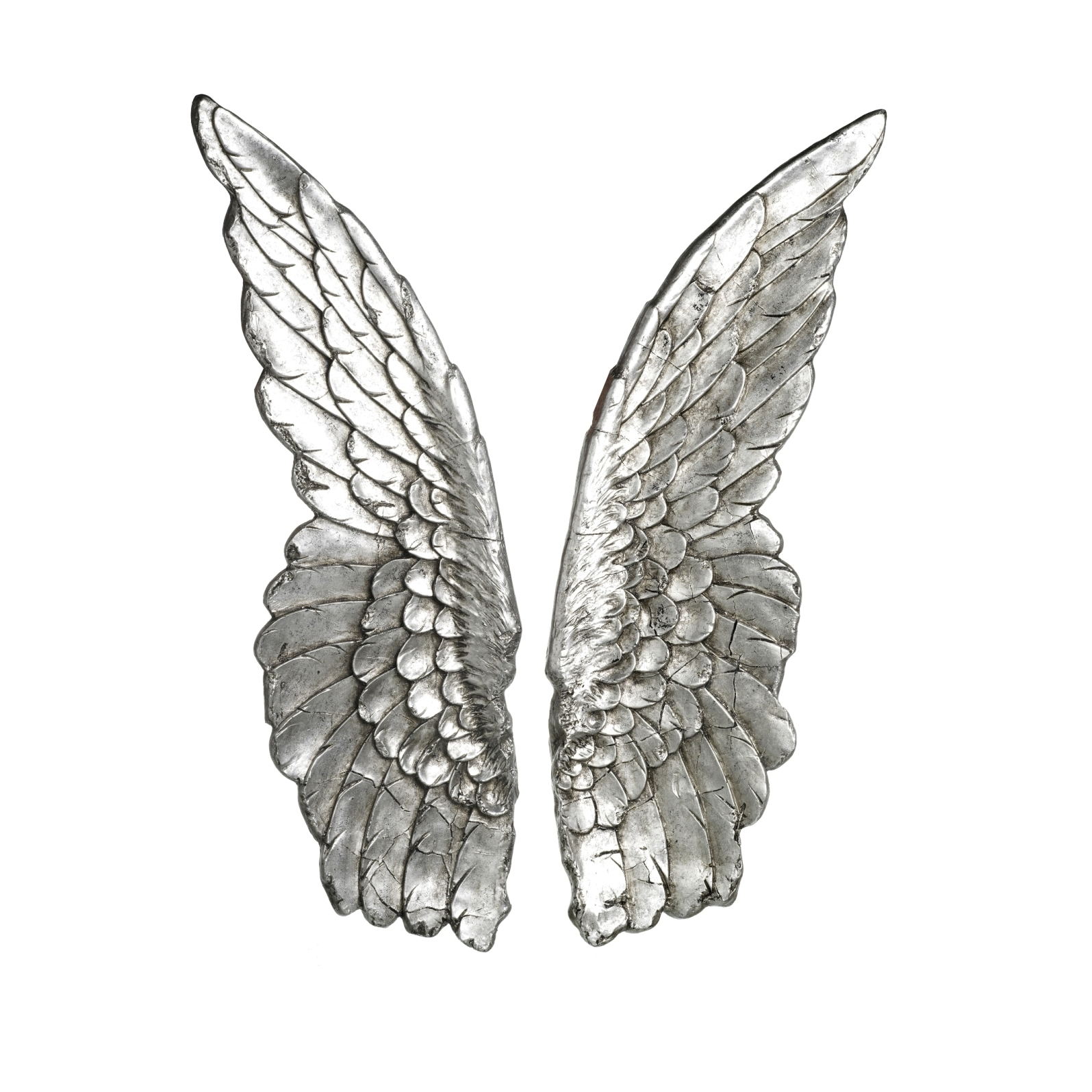 Parlane Angel Wings Wall Decor (Gallery 4 Of 15)