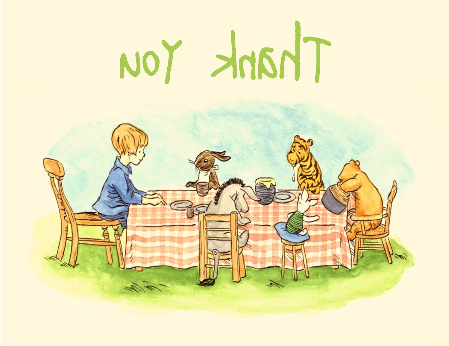 Party Ideas For Classic Pooh Art (View 14 of 15)