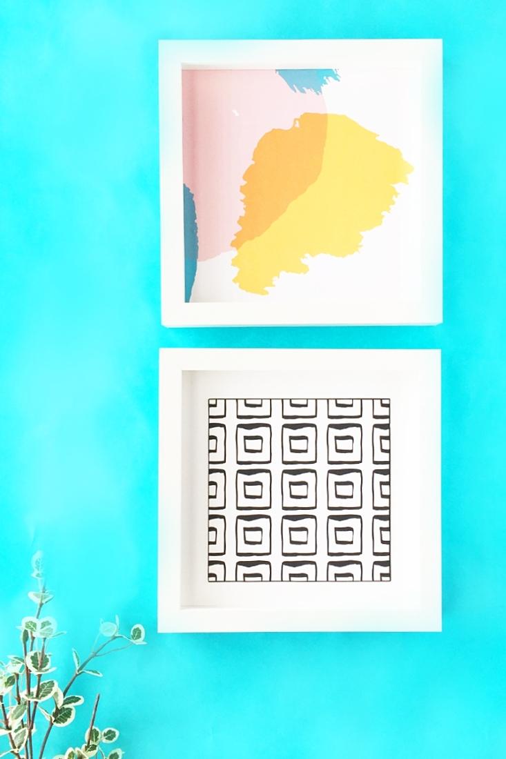 Pastel Abstract Wall Art For Favorite Diy Pastel Abstract Wall Artmaritza Lisa (View 12 of 15)