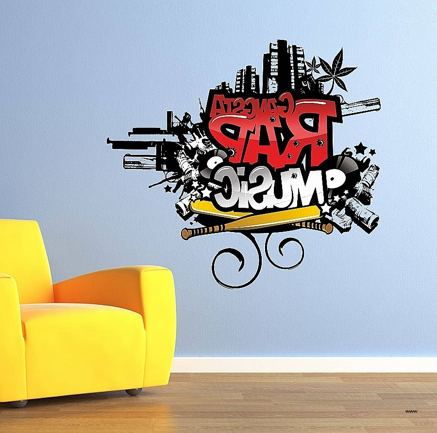 Personalized Graffiti Wall Art Awesome 30 Best Graffiti Wall Art With Famous Personalized Graffiti Wall Art (View 10 of 15)