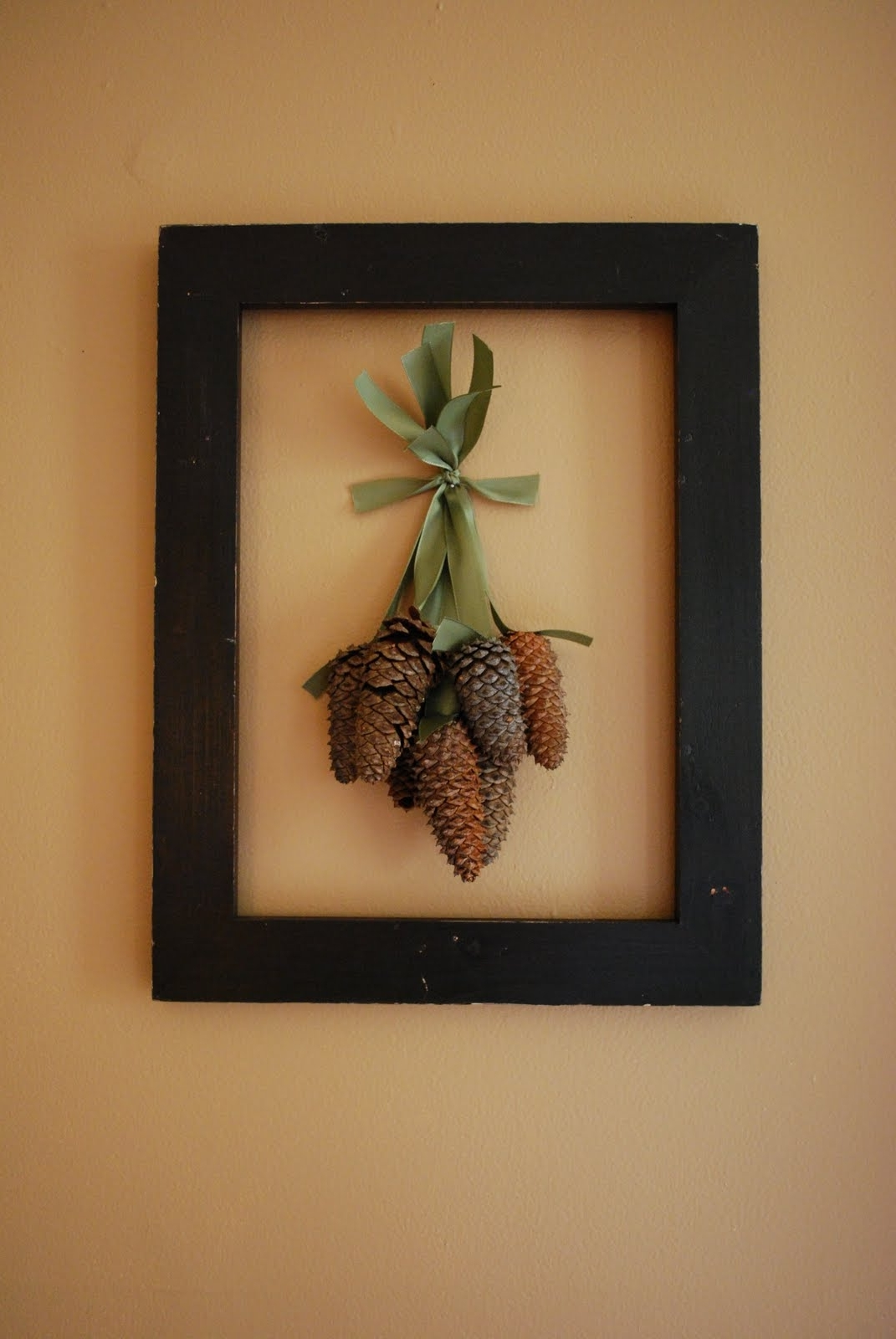 Pine Cone Wall Art Pertaining To Famous Craftaholics Anonymous® (View 7 of 15)