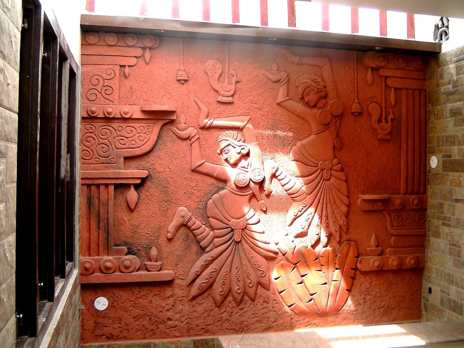 Pinvidya On Murals (View 13 of 15)