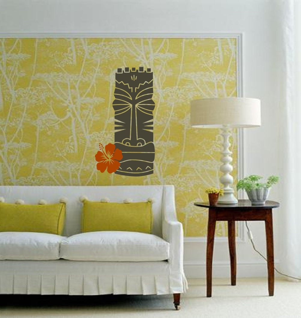 15 Best Ideas of Polynesian Wall Art