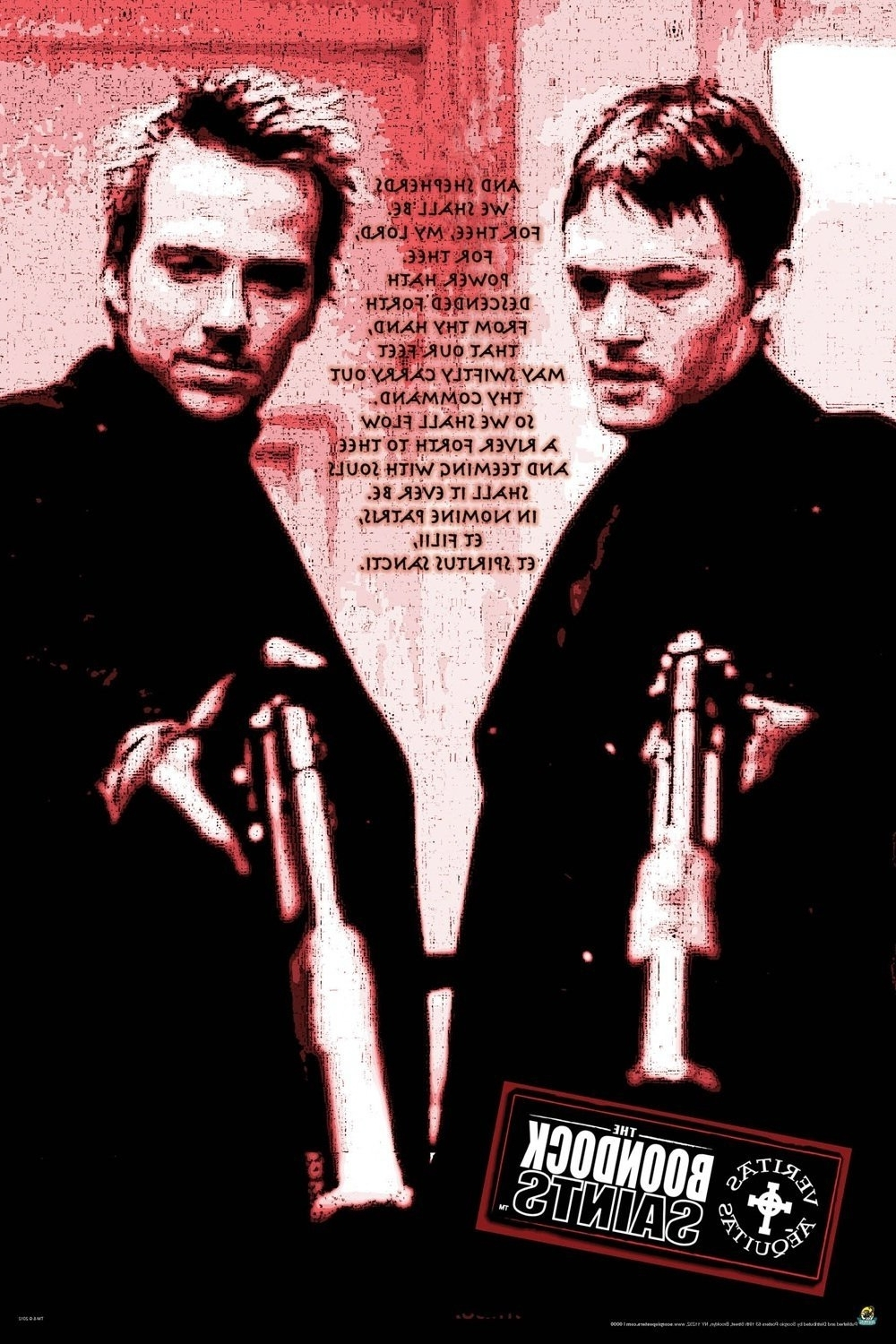 Popular Amazon Scorpio The Boondock Saints Red Poem Poster Print For Boondock Saints Wall Art  sc 1 st  Arts Accents Decals Murals Collections and More. & 2018 Popular Boondock Saints Wall Art