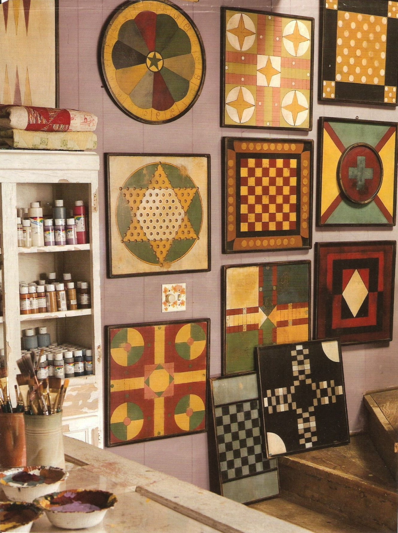 Popular Board Game Wall Art Throughout Gameboards  Not This Many, But I Do Want Some In The Family Room (View 11 of 15)