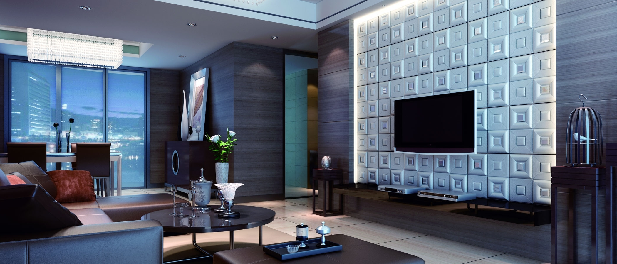 Popular Contemporary 3d Wall Art In Rsmacal Page (View 10 of 15)