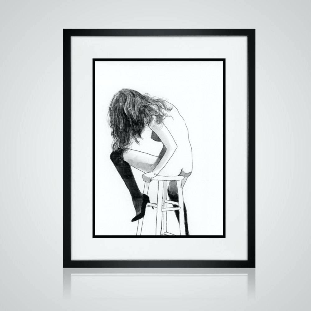 Popular Decoration: Black And White Pictures Framed Pertaining To Black And White Framed Wall Art (View 5 of 15)