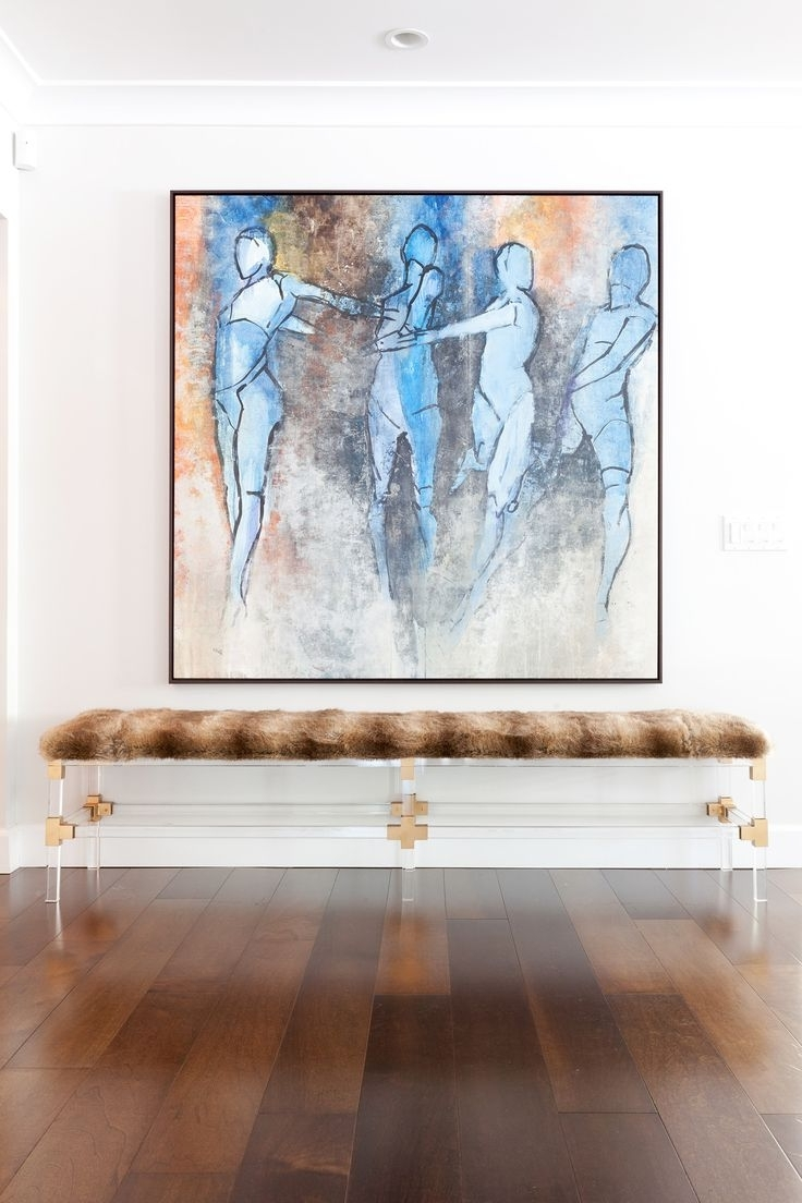 Popular Giant Abstract Wall Art With 130 Best Art Images On Pinterest (View 12 of 15)