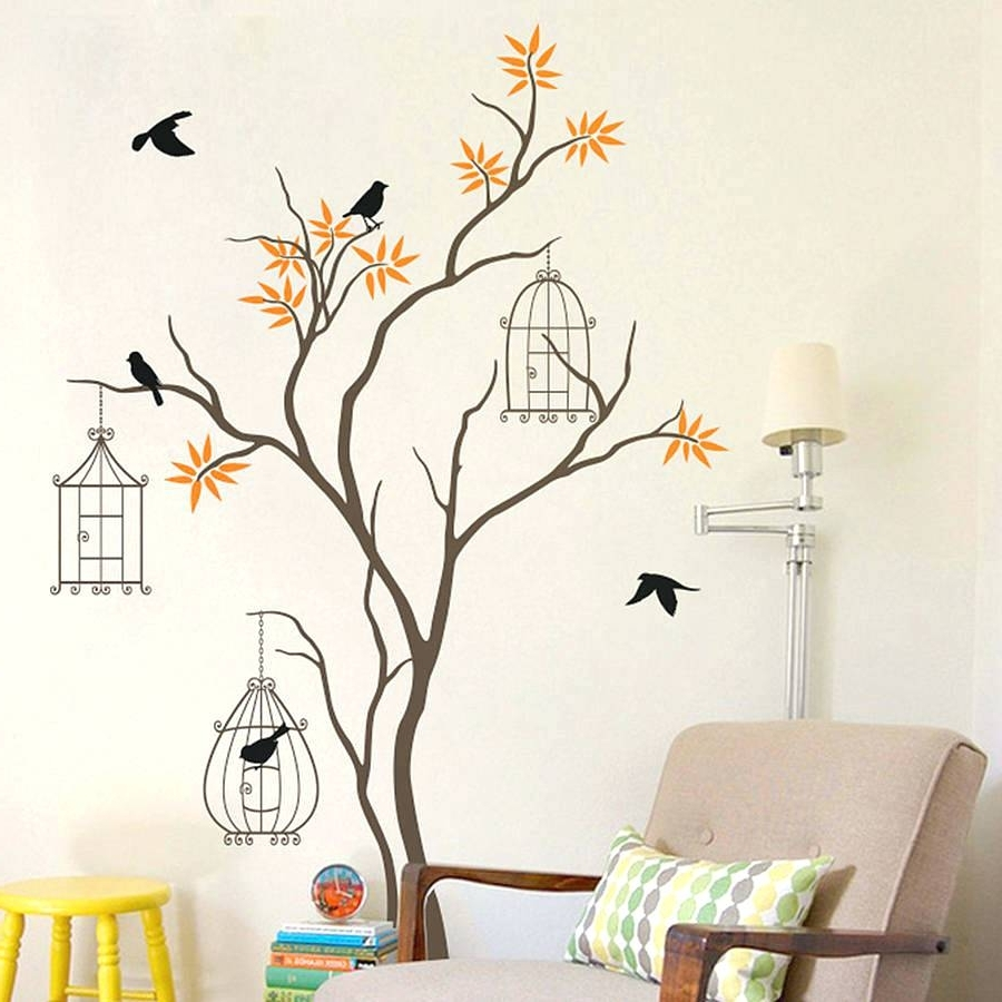 Featured Photo of Metal Birdcage Wall Art